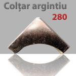 Coltar 280 argintiu