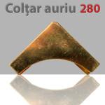 Coltar 280 auriu