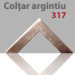 Coltar 317 Argintiu