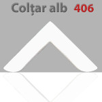 Coltar 406 alb