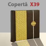 Coperta X39