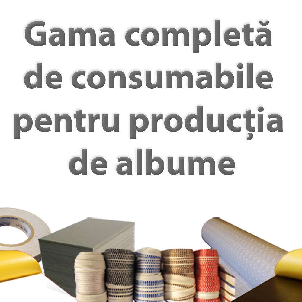 Consumabile albume