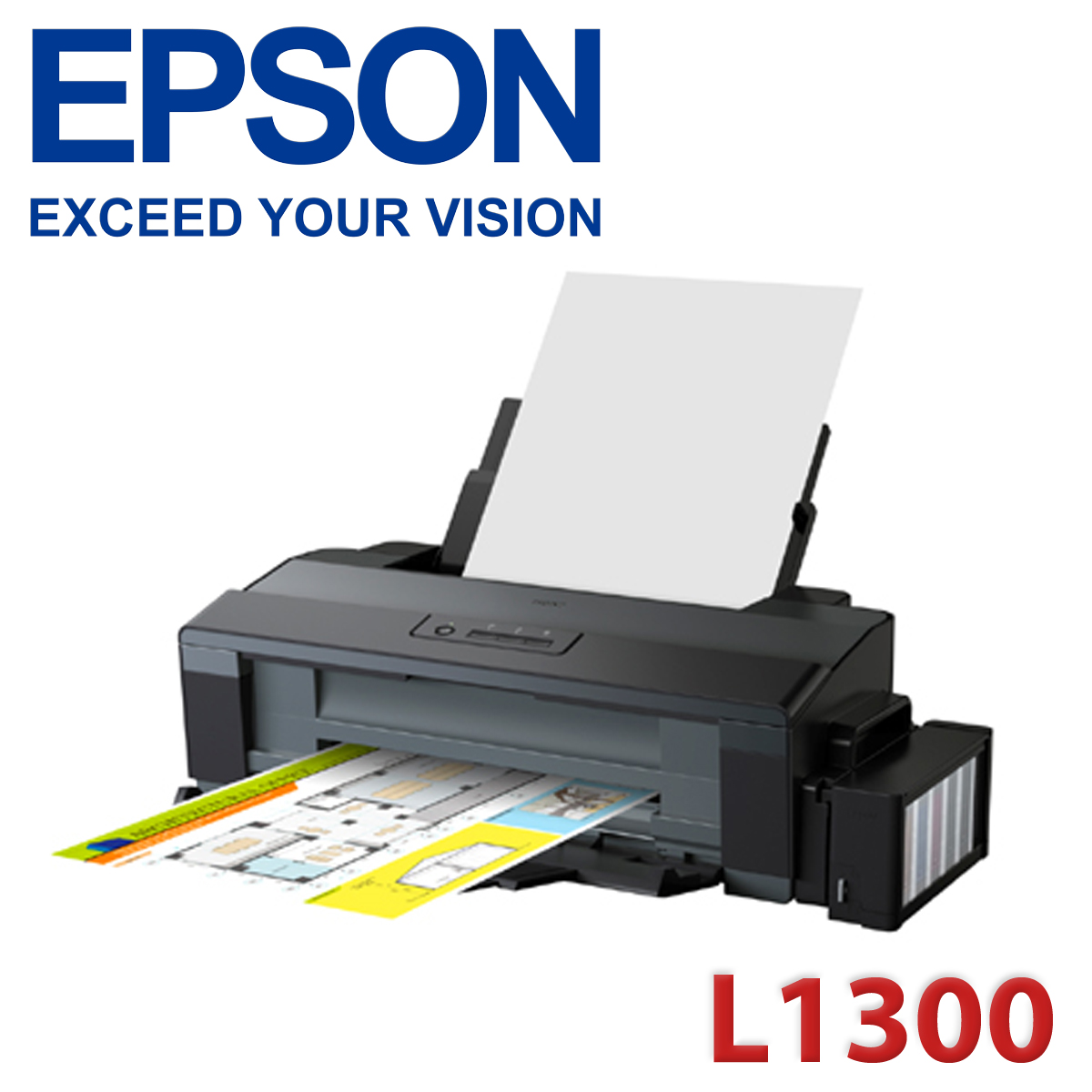 Epson L1300 Amd Digital Grup Printer